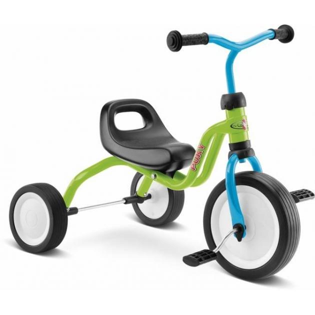 Трехколесный детский велосипед Puky Fitsch 2518 kiwi lagoon