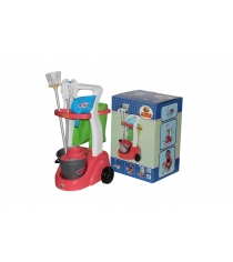 Набор для уборки Palau Toys Помощница 53602_PLS