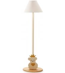 Детская лампа напольная Pali Caprice Royal античная слоновая кость