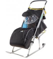 Детские санки коляска Papajoy Ника детям 3