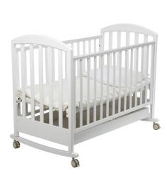 Детская кроватка Papaloni Джованни 120x60 белый