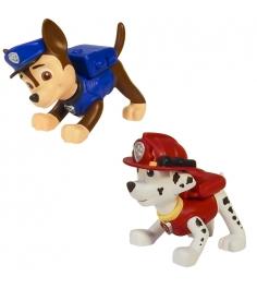 Игрушка щенячий патруль Маленькая фигурка щенка в ассортименте 16612...