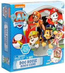Настольная игра щенячий патруль Spin Master Домик щенков спасателей 6038591