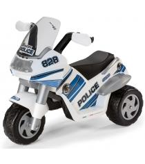 Электромобиль трицикл Peg Perego Raider Police ED0910