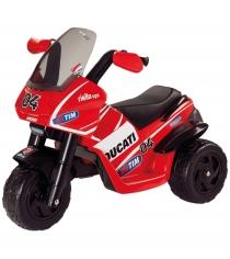 Электромобиль трицикл Peg Perego Desmosedici ED0918