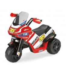 Электромобиль трицикл Peg Perego Desmosedici ED0919