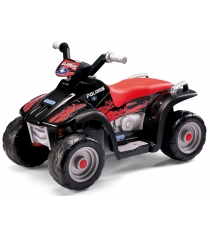 Электромобиль квадроцикл Peg Perego Polaris Sportsman Nero ED1106