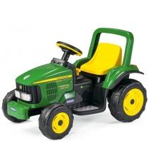 Электротрактор Peg Perego JD Power Pull Tractor ED1167