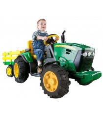 Электротрактор Peg Perego John Deere Ground Force