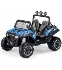 Электромобиль джип Peg Perego Polaris Ranger RZR 900 Blue OD0084