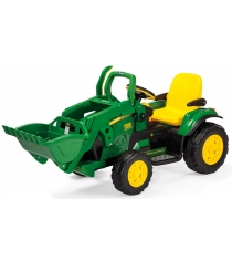 Электротрактор Peg Perego JD Ground Loader OR0068