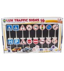 Набор дорожных знаков Pilsan Мини 3273plsn