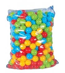 Шарики для сухих бассейнов Pilsan 500 штук 9 см в пакете 6176plsn