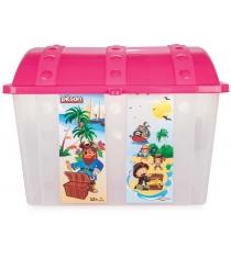 Контейнер для игрушек Pilsan Сундук 6189plsn
