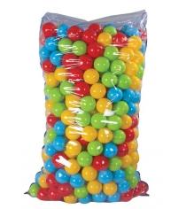 Шарики для сухих бассейнов Pilsan 500 штук 6 см в пакете 6402plsn