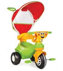 Трехколесный детский велосипед Pilsan Happy 7161plsn