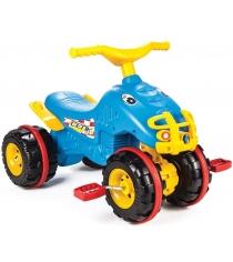 Педальная машина Pilsan Квадроцикл cenk atv 7810plsn