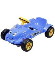 Педальная машина Pilsan (2-4лет) Herby Car