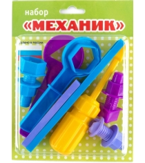 Набор инструментов Пластмастер Механик 22204