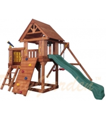 Детская площадка PlayGarden green hill ii с балконом