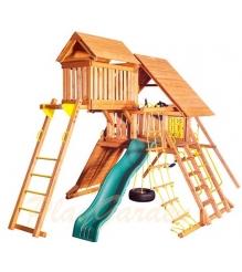 Детская площадка PlayGarden original castle с пентхаусом PG-PKG-OC03