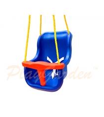 Подвесные качели PlayGarden со страховочным ремешком