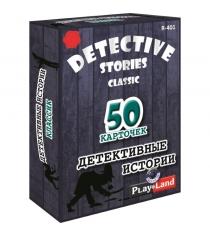 Настольная игра Play Land Детективные истории Классик R-401