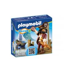 Супер4 Playmobil Акулья борода 4798pm