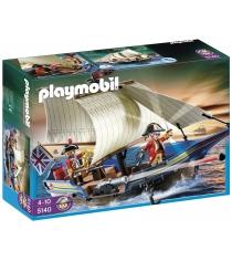 Playmobil Корабль англичан 5140pm
