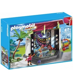 Отель Playmobil Детский клуб с танц площадкой 5266...