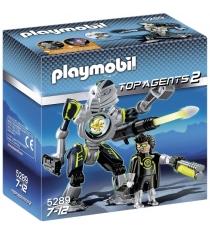 Playmobil Мега робот с бластером 5289pm