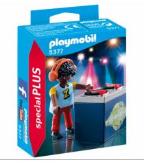 Игровой набор Playmobil Ди джей 5377pm