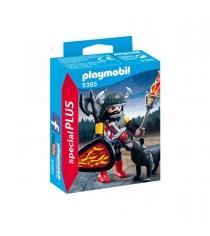 Экстра-набор Playmobil воин Волка 5385pm
