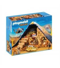 Римляне и египтяне Playmobil пирамида фараона 5386pm...