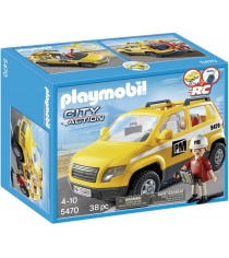 Playmobil серия стройплощадка Автомобиль начльника участка 5470pm...