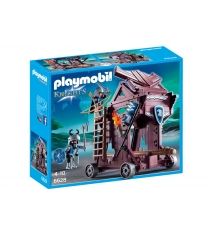 Промо набор Рыцари Playmobil рыцари Орла атакуют башню 6628pm...