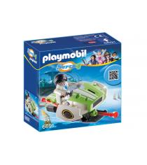 Супер4 Playmobil Скайджет 6691pm