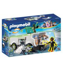 Супер4 Playmobil Техно хамелеон с джином 6692pm