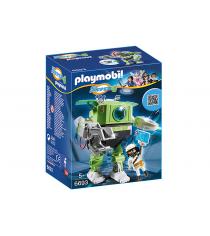 Супер4 Playmobil робот Клеано 6693pm