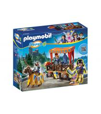 Супер4 Playmobil королевская трибуна с Алексом 6695pm...