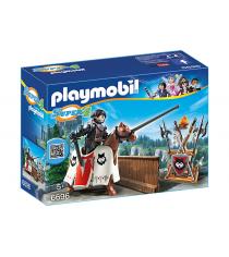 Супер4 Playmobil рыцарь Райпан стражник Черного барона 6696pm...