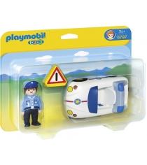 Игровой набор Playmobil Полицейская машина 6797pm