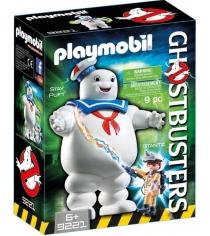 Охотники за привидениями Playmobil Зефирный человек 9221pm...