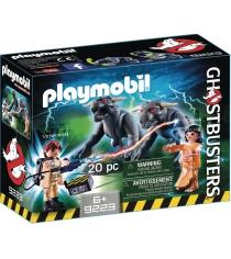 Охотники за привидениями Playmobil Питер Венкман и ужасные собаки 9223pm