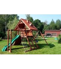 Игровой комплекс для дачи Playnation крепость свободы 2...