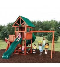 Игровой комплекс для дачи Playnation маугли