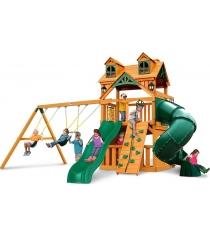Игровой комплекс для дачи Playnation альпинист ривьера клабхауз...
