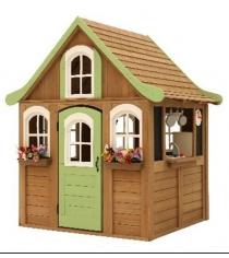 Деревянный домик Playnation Джорджия 2
