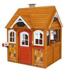 Деревянный домик Playnation Джорджия 2 2017