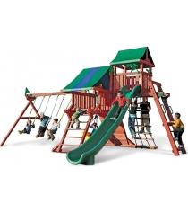 Игровой комплекс для дачи Playnation королевство deluxe...